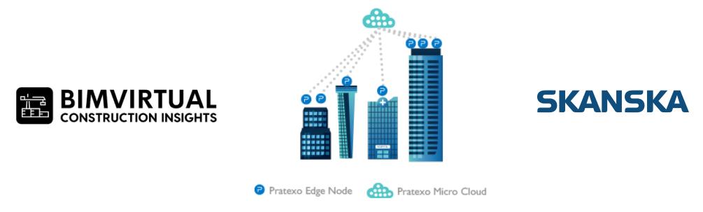Pratexo Edge Computing in Smart Buildings