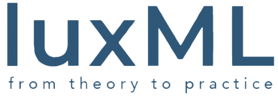 luxML enables the private sector to monetize disruptive technologies